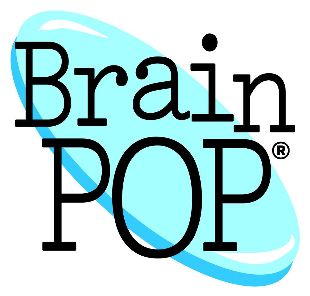 Brain Pop program logo